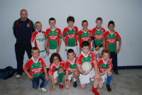 U10's - Winners of Jackie McLoughlin Memorial Tournament