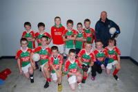 U10's in Jackie McLouglin Shield Comp in Knockmore