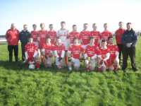 Moy Davitts U16 team who competed in the Beenie Murphy Memorial Tournament