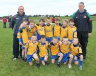 Knockmore U8A Team - Runners Up