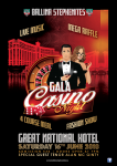 Casino Night June 16, Hotel Ballina Tickets avail Ballina Tourist Office Morans Shoes Clarkes Convenience Store