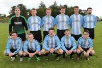 Kildrum Tigers who rejoined the Donegal Junior League ranks today when they visited Drumoghill F.C.