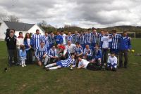 Ramelton Mariners 2009-2010 Winners