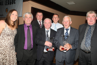 Donegal League Lifetime Achievement Awards 2010