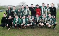 Glenea United F.C. Brian Mc Cormick Premier Division Champions                                                   CHAMPIONS 2012