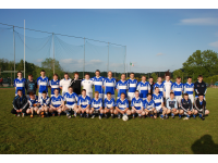Clondrohid Junior Footballers 2011