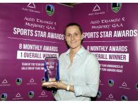 Aoife Murray July Award Winner