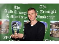 Aidan Ahern October Award Winner
