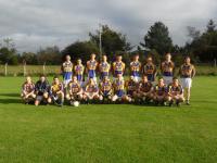 Kilmichael Junior C Footballers 2012