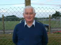 Frank McCarthy, Chairman of the Muskerry Board