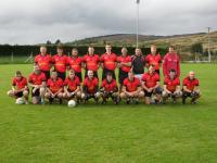 Ballingeary Junior C Footballers 2012
