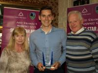 Daniel Goulding with his Parents
