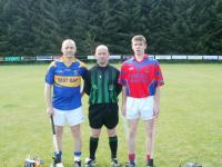 Gleann Na Laoi & Dripsey Captains Junior B.