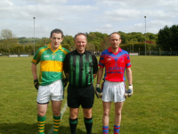 Kilmurray and Dripsey Captains