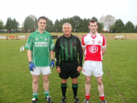 Blarney and Ballincollig Captains