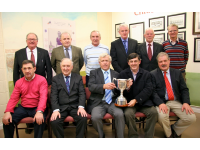 Brady Cup with County Board