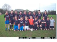 Crosshaven  Winners  Cork Colleges 16 C Football 2010/11