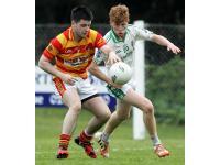 Clona Milk U21 A Football  Final Ilen Rovers 1-8 Newcestown 0-10