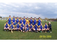 Senior A League 2009
