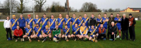 St Gabriels All Ireland Club Semi Final 27.01.13