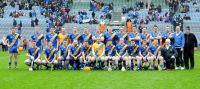 St Gabriels All Ireland Final Croke Park 10.02.13