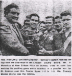 1st County Championship - 1965