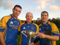 Dual Stars with 2009 McCullough Cup