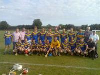 Ronan Cup Champions 2009