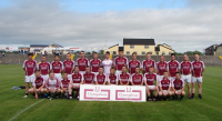 Annaghdown Team that beat Kilkerrin/Clonberne