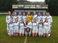 Connacht Shield Champions