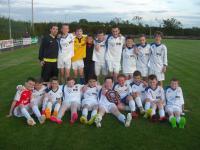 Under 14 Div 2 Champions 2015