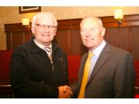 Derry Murphy  St Vincents Chairman City Division