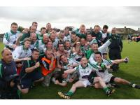 Passage Junior B Football Champions.