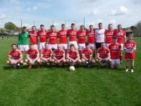 Seandún Senior Football Team 2019