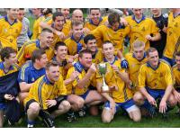 St Finbarrs Junior A Football Champions