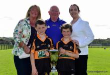 Austin Stacks receive the Canty cup