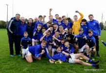 2016 County U-15 F.C. Final v Douglas