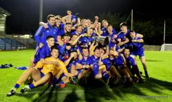 2015 County Minor Football Final win V Douglas