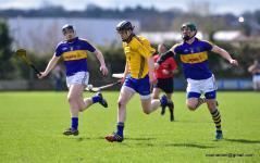 Carrigtwohill v St Finbarrs SHL 2015