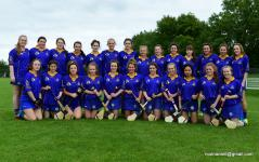 2015 Minor Camogie Championship game V Ballygarvan