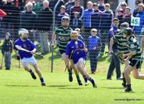 County Feile na nGael Final against Douglas
