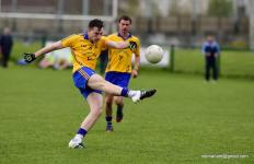 Senior Football League Game vs Naomh Aban