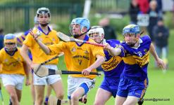 U-16 Hurling Championship win over Carrigaline 2015