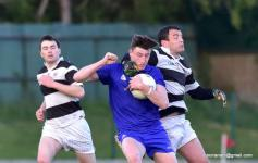 City Junior Football Championship game V St. Nicks
