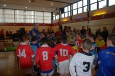 Street League Hurling Finals, September 2011
