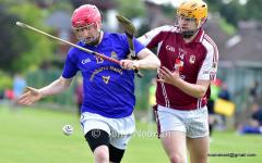 Junior Hurling Championship game Bishopstown 2015