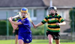 2016 U-13 Seandun Camogie  Final v Glen Rovers