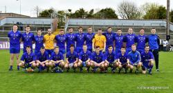 2016 Intermediate Football Championship v Mayfield
