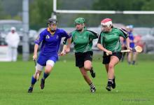 Senior Camogie Championship game V Killeagh 2015