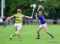 Premier Minor Hurling Championship game V Blackrock 2015